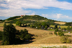 Landscape Thuringia Stock Images