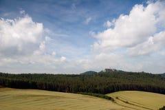 Landscape Thuringia Stock Image