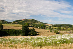 Landscape Thuringia Royalty Free Stock Images
