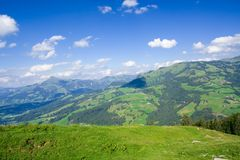 Landscape from Tirol, Austria Royalty Free Stock Photography