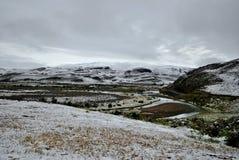 Landscape of Torres del Paine Stock Images