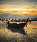 Ao Nang, Krabi province. Stock Photography