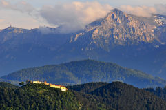 landscape from transylvania Stock Image