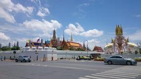 Landscape. Travel temple Thailand view background Stock Image