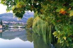 Landscape from Trebinje Royalty Free Stock Image