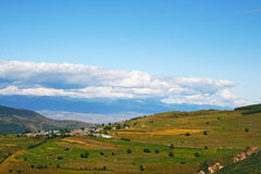 Landscape in Turkey Stock Photos