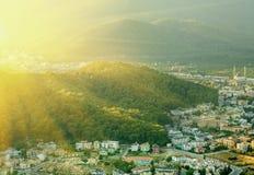 Landscape in Turkey. Royalty Free Stock Photos