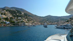 Landscape from Turkey Bodrum Stock Photography