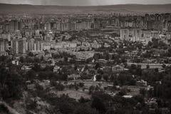Landscape of Turkish city Royalty Free Stock Photography