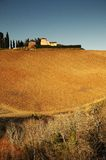 Landscape in the Tuscan Countryside in Chianti near Florence Stock Images