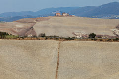 The landscape of the  Tuscany Stock Images