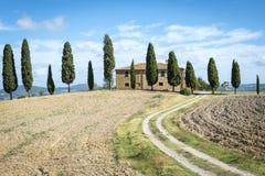 Landscape Tuscany Stock Image