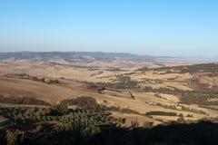 Landscape of Tuscany. Royalty Free Stock Image