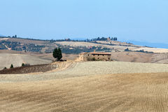 Landscape of Tuscany. Royalty Free Stock Images