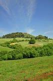 Landscape in Tuscany,San Gimignano,Tuscany Royalty Free Stock Images