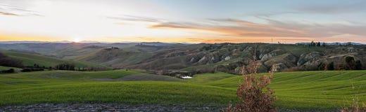 A landscape of Tuscany Stock Photo