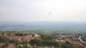Landscape of the Tuscany. Video of Landscape of the Tuscany stock video
