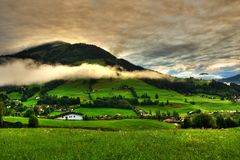 Landscape from Tyrol Stock Photos