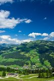 Landscape from Tyrol Stock Photography
