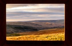 Landscape UK Stock Image