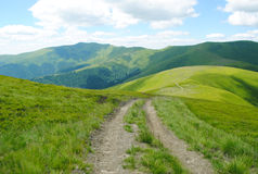 Landscape of Ukraine Stock Images