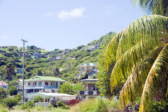 Landscape Union Island St. Vincent Stock Photography