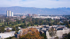 Landscape from Universal Studios Royalty Free Stock Images