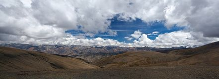 Landscape in Upper Dolpo, Nepal Royalty Free Stock Photography