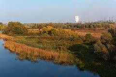 landscape urban Στοκ εικόνα με δικαίωμα ελεύθερης χρήσης