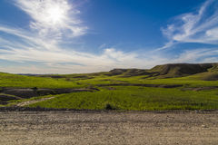 Landscape in urban Royalty Free Stock Images