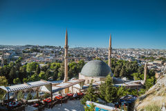 Landscape of Urfa city Royalty Free Stock Photo