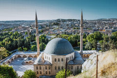 Landscape of Urfa city Royalty Free Stock Photography