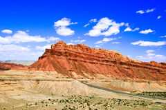 Landscape of Utah Royalty Free Stock Image