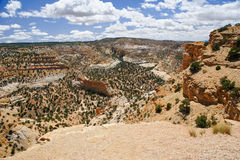 Landscape of Utah Royalty Free Stock Photography