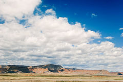 Landscape of Utah Royalty Free Stock Photography
