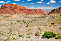 Landscape of Utah Royalty Free Stock Photos