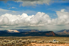 Landscape of Utah Stock Photo