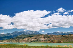 Landscape of Utah state Royalty Free Stock Photos