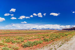 Landscape of Utah state Royalty Free Stock Photography