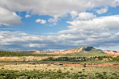Landscape of Utah state. USA Royalty Free Stock Photo