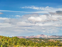 Landscape of Utah state. USA Stock Images