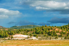 Landscape of Utah state. USA Royalty Free Stock Photography