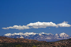 Landscape of Utah, USA Stock Photography