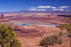 Landscape of Utah, USA Royalty Free Stock Photos