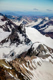 Landscape in Valley of Aconcagua Royalty Free Stock Image