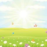Landscape Vector Stock Images