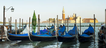 Landscape of Venice Stock Photo