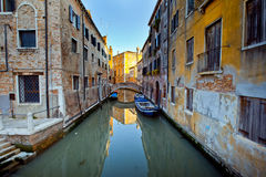 Landscape of Venice, Italy Royalty Free Stock Images