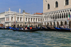 The landscape in venice Royalty Free Stock Photography