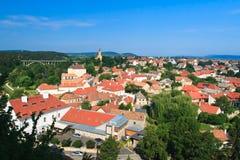 Landscape in Veszpr�m Royalty Free Stock Photos
